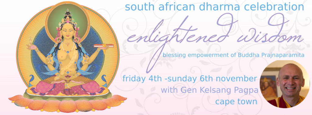 South African Dharma Celebration - Cape Town - 4th - 6th November @ Townhouse Hotel | Cape Town | Western Cape | South Africa