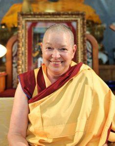 The Power to be Happy Public Talk @ Tushita Kadampa Meditation Centre