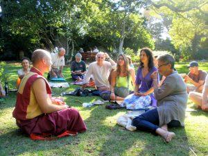 Nature Walk & Guided Meditation in Claremont - March 31st @ Arderne Gardens